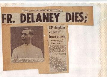 delaney-dies