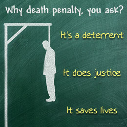 pro-death-penalty