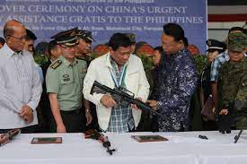 CHINA-ARMS-TO-RP