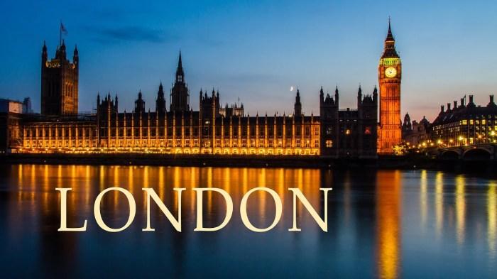 LONDON-TON