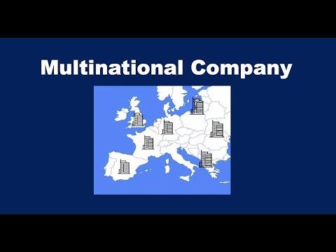 MULTINATIONAL-COMPANY