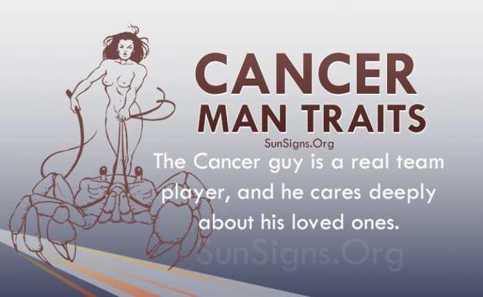 cancer-man-traits