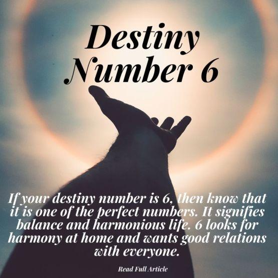 Destiny-Number-6