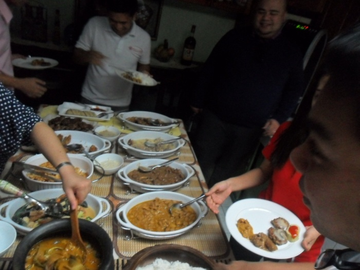 food-at-table-batangas-fiesta