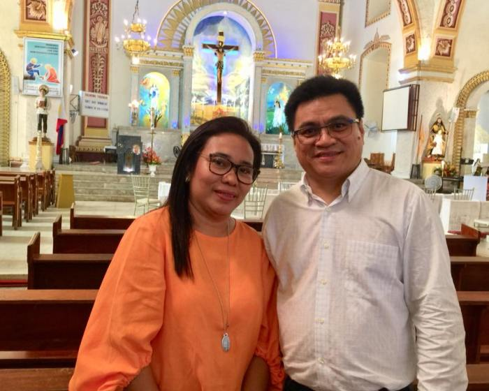 dennis-arlene-in-church