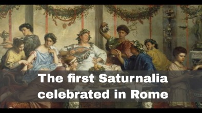 SATURNALIA-ROME