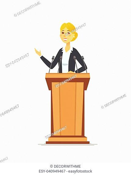 lawmaker-podium
