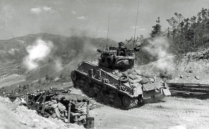 tank-korean-war