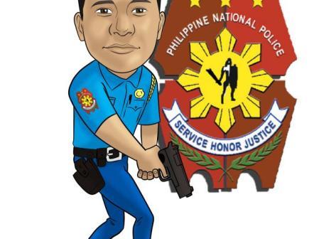 pnp-police-caricature