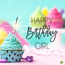 happy birthday-girl