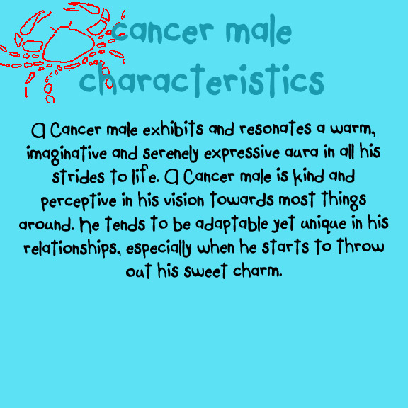 CANCER-MALE-TRAITS-WOOD
