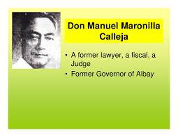 DON MANUEL CALLEJA