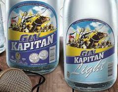 gin-kapitan