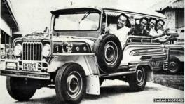 jeepney-passengers-waving
