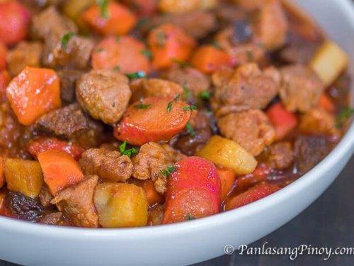 Pinoy-Pork-Menudo