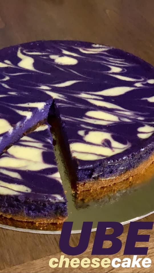 ube-cheesecake