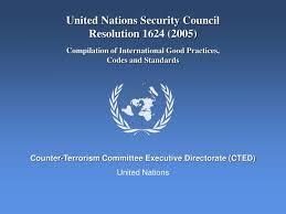 UN SC Resolution
