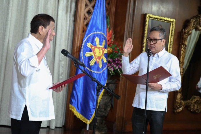 Duterte-Rodiil-Zalameda-oath-taking-August-5-2019