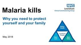 MALARIA-KILLS