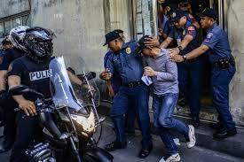 police-enforcing