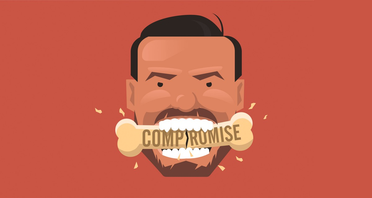 How To Be Creative Without Compromise: 'The Gervais Way' | by Galvin Scott  Davis | The Startup | Medium